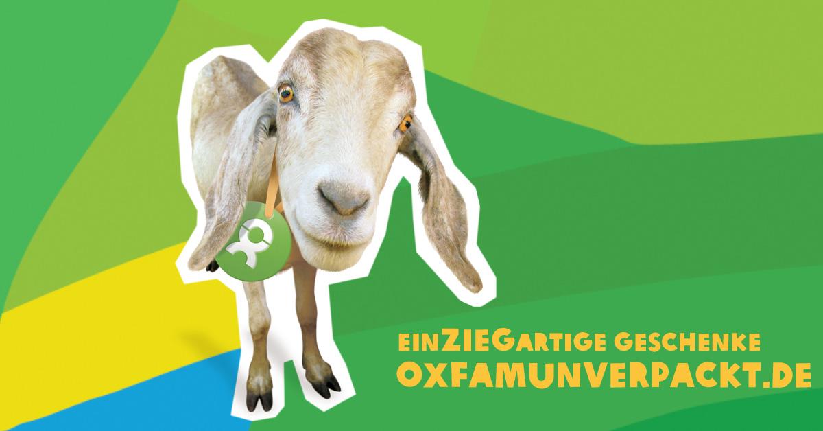 Oxfam Unverpackt Einziegartige Geschenke