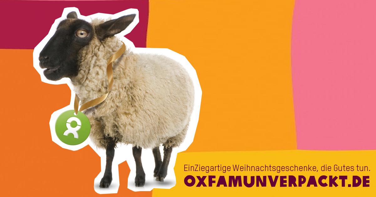 Schaf (Weihnachten) | OxfamUnverpackt