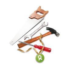 TRIXES Werkzeug zum Entfernen von Fahrrad Tretlagern